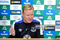 Ronald Koeman says Ross Barkley can still improve ahead of Burnley trip