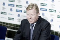Ronald Koeman wants Everton to take the next step during his time in charge