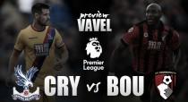 Crystal Palace - Bournemouth: hora de despegar