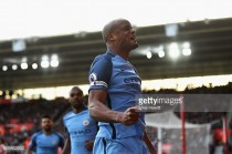 "Guardiola praises Kompany as a ""real defender"""