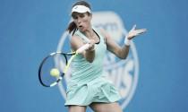 Johanna Konta through to the third round at Eastbourne