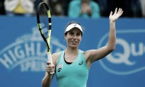 Johanna Konta's win over Petra Kvitova one of the best for the 25-year-old Brit