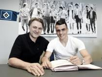 Hamburger SV complete signing of Filip Kostic