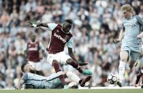 Cheikhou Kouyate eyes Champions League with West Ham United