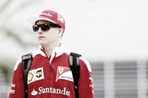 "Kimi Raikkonen: ""Todavía no se donde estaremos"""
