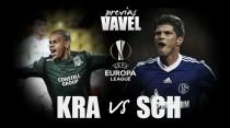 Krasnodar - Schalke 04: Que el ritmo no pare