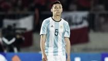 Kranevitter, único atlético que disfrutó de minutos en la final de la Copa América