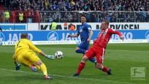 Karlsruher SC 0-3 Fortuna Düsseldorf: Hennings becomes Karlsruhe's nightmare