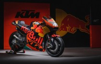 MotoGP, anche KTM presenta la moto 2017