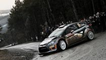 WRC - Rally Monte Carlo, day 3: Ogier ancora in testa, strepitoso Kubica