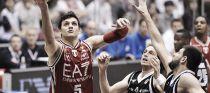 Milano vince contro Caserta e sale in cima alla classifica