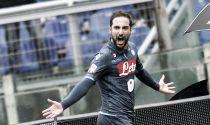 Higuain a secco da un pò, Lazio preoccupati