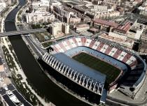 La final de Copa se jugará en el Vicente Calderón