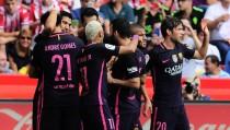 Liga: Barcellona e Atletico non sbagliano, frena il Real Madrid