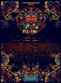 La Gran Pegatina muestra un adelanto de lo que será su primer disco en directo
