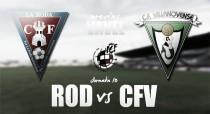 La Roda - Villanovense: mismo partido, distintos objetivos
