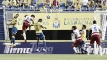 Las Palmas, equipo más goleador de las mejores ligas europeas