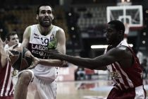 Olympiacos - Laboral Kutxa: segunda visita al Pireo