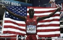 Bernard Lagat estará en los Juegos de Río con 41 años