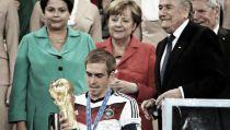 Le capitaine de la Nationalmannschaft Philipp Lahm prend sa retraite internationale