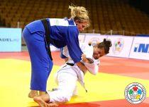 Finaliza la participación española en el Mundial de judo