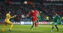 Ludogorets 2-2 Liverpool: Substandard Reds surrender lead late on