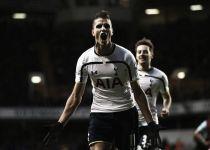 Duelo de golazos del que el Tottenham salió indemne