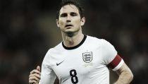 Frank Lampard dice adiós a los 'three lions'