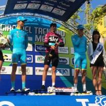 Preparado para el Giro de Italia