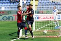 Cagliari: punto, game, match. Sei reti al san'Elia e Brescia annichilito