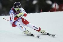 Sci Alpino, Garmish - SuperG Donne: Lara Gut mostra gli artigli