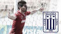 Pier Larrauri es el nuevo fichaje de Alianza Lima