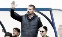 """Emilio Larraz: """"Llevamos 26 jornadas entre los diez primeros y esa es nuestra mayor fuerza"""""""