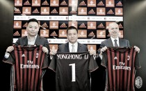 Las tres prioridades del Milan chino