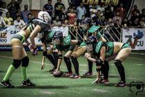 León se impuso a Monterrey en mini tazón de Lingerie Football