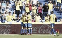 Las Palmas, líder tras la segunda jornada de competición