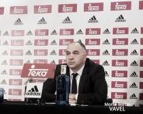 """Pablo Laso: """"Rudy no va a poder jugar la Copa"""""""