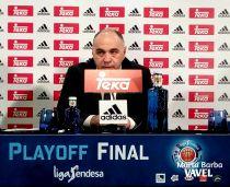 """Laso: """"El domingo será un partido diferente"""""""