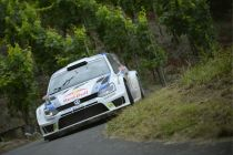 Latvala es el más rápido en el Shakedown de Francia