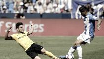 El Málaga y su mala relación con los estadios debutantes