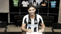 Achraf Lazaar joins Newcastle United from Palermo to take total of summer signings up to 11