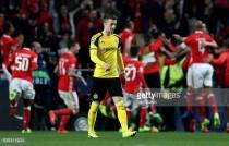 SL Benfica 1-0 Borussia Dortmund: Wasteful Dortmund punished by Mitroglou effort