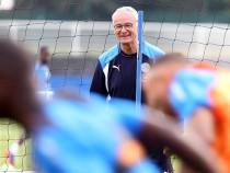 """Ranieri: """"Confío en mis jugadores"""""""
