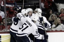 Toronto Maple Leafs even series with double overtime victory