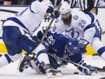 Toronto Maple Leafs fail to capture playoff berth after 4-1 loss to the Tampa Bay Lightning