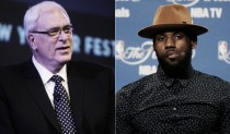 LeBron James no hablará con Phil Jackson