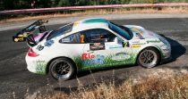 Vallejo lidera un rallye de Ferrol caótico