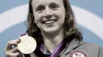 Katie Ledecky, la reina de la natación