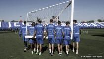 Vuelta al trabajo: el Granada espera