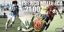 CD Leganés - RCD Mallorca: salir puntuando